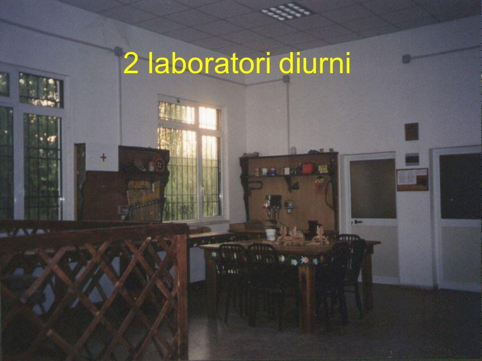 2 laboratori diurni