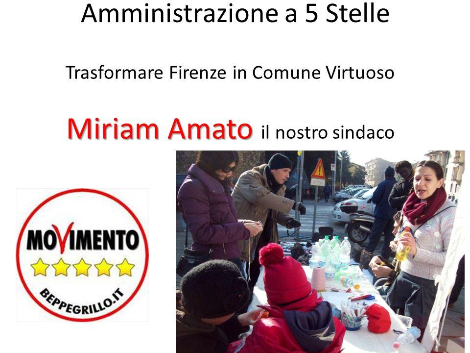 M5S Firenze interviene, informa e educa Attuale gestione pessima!!!