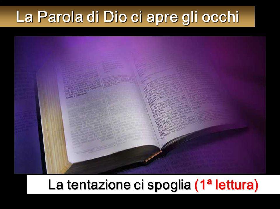 Ma egli rispose: «Sta scritto: Non di solo pane vivrà l'uomo, ma di ogni parola che esce dalla bocca di Dio ».