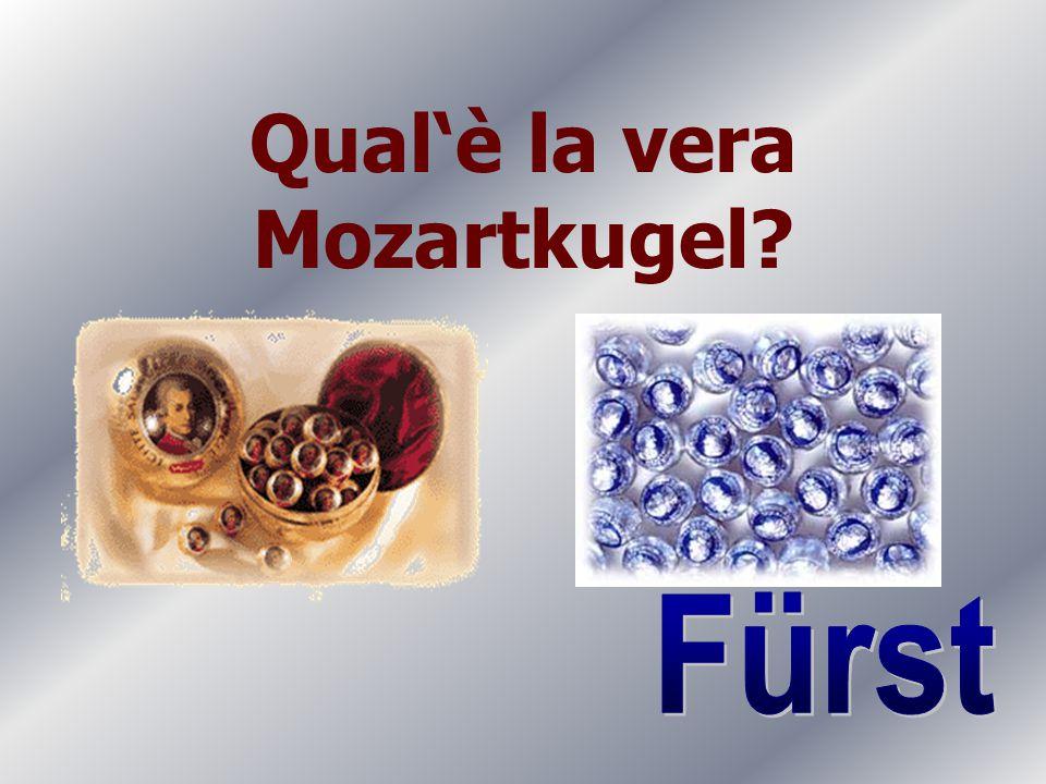 Salamanca 2001 Qual'è la vera Mozartkugel?