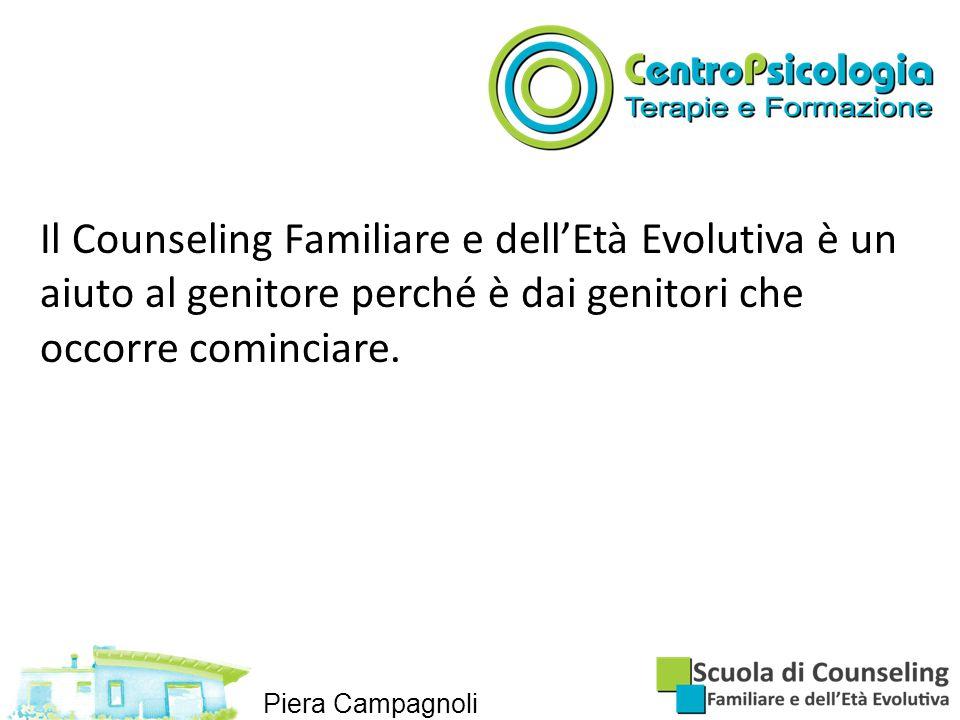 Il Counseling Familiare e dell'Età Evolutiva è un aiuto al genitore perché è dai genitori che occorre cominciare.
