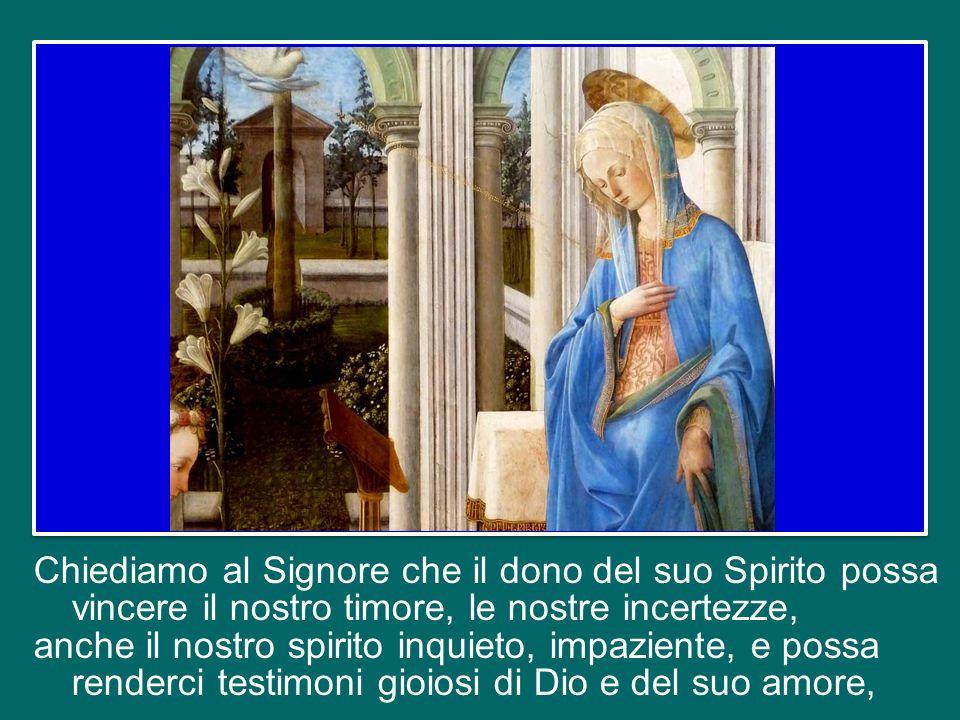 «Tutti quelli che sono guidati dallo Spirito di Dio, questi sono figli di Dio.