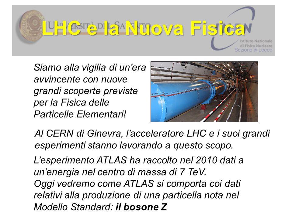 LHC è un acceleratore (collider) di protoni al CERN.
