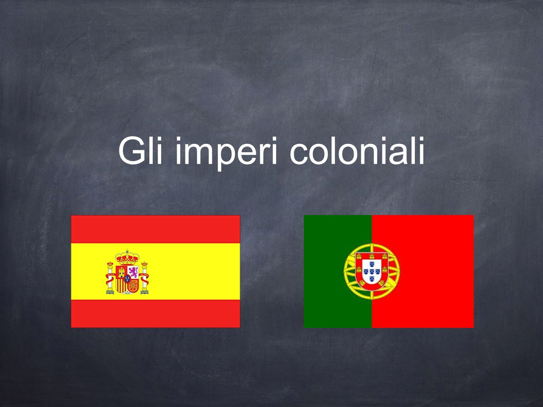 Gli imperi coloniali