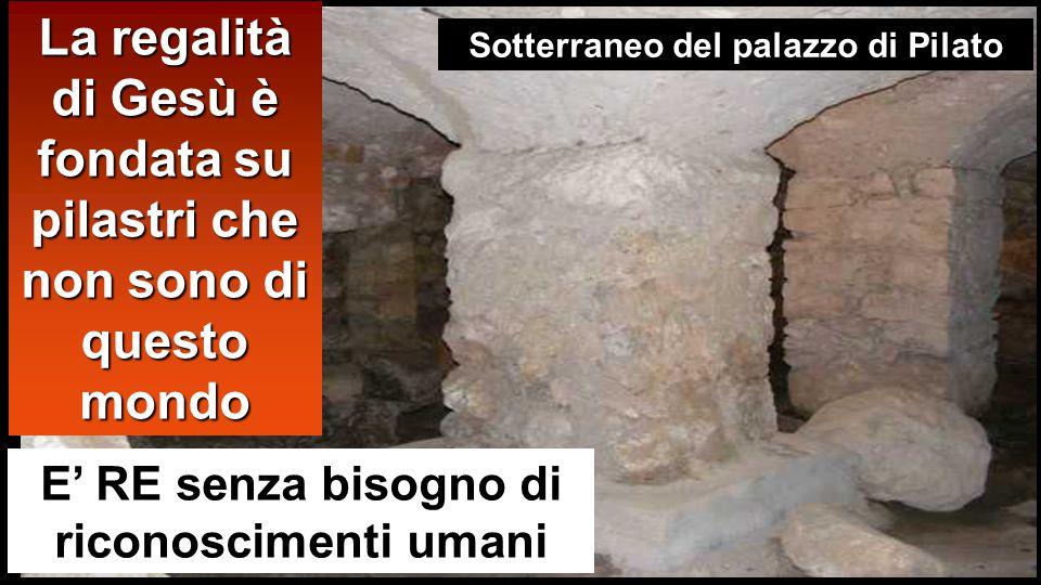 1 2 3 Getsemani Casa di Anna Casa di Caifa 4 Pretorio di Pilato
