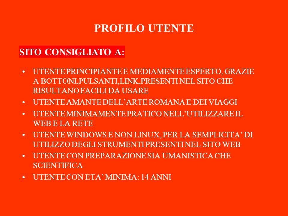 REQUISITI MINIMI DI SISTEMA SISTEMA OPERATIVO: WINDOW 95/98/98SE/2000/ME/NT/XP SOFTWARE CONSIGLIATO EDITOR HTML: FRONTPAGE 98/2000,DREAMWEAVER, ALTRI BROWSER: INTERNET EXPLORER(VARIE VERSIONI), NETSCAPE NAVIGATOR WEB-SERVER: COMPATIBILE CON PIATTAFORME SOPRA ELENCATE CONNESSIONE: 56K/ISDN/ADSL DATABASE: ACCESS 98/2000 LINGUAGGI HTML – JAVASCRIPT – VBSCRIPT – ASP HARDWARE CONSIGLIATO RAM: RICHIESTI 70 MB CIRCA