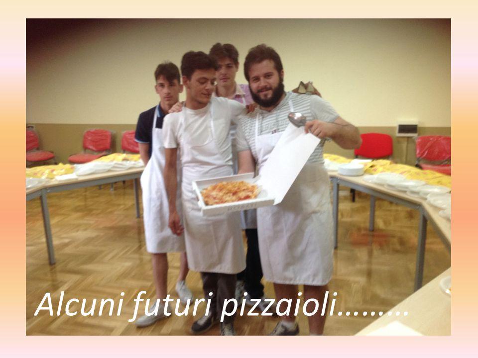Alcuni futuri pizzaioli………