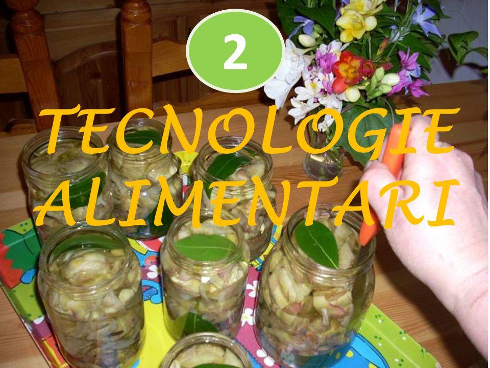 TECNOLOGIE ALIMENTARI 2