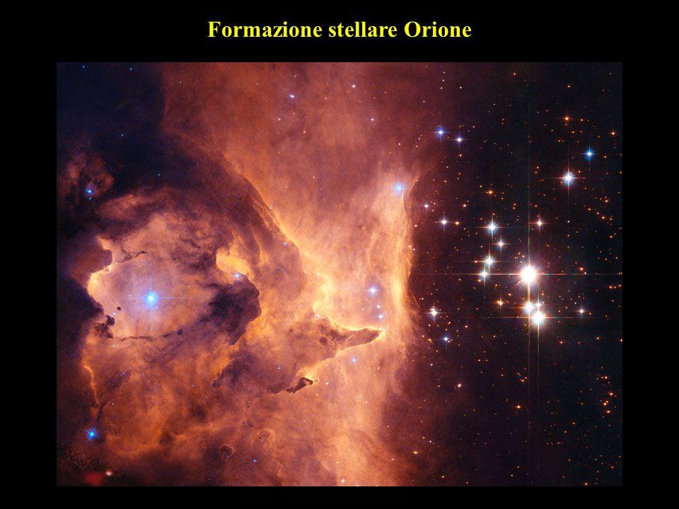 34 Formazione stellare Orione