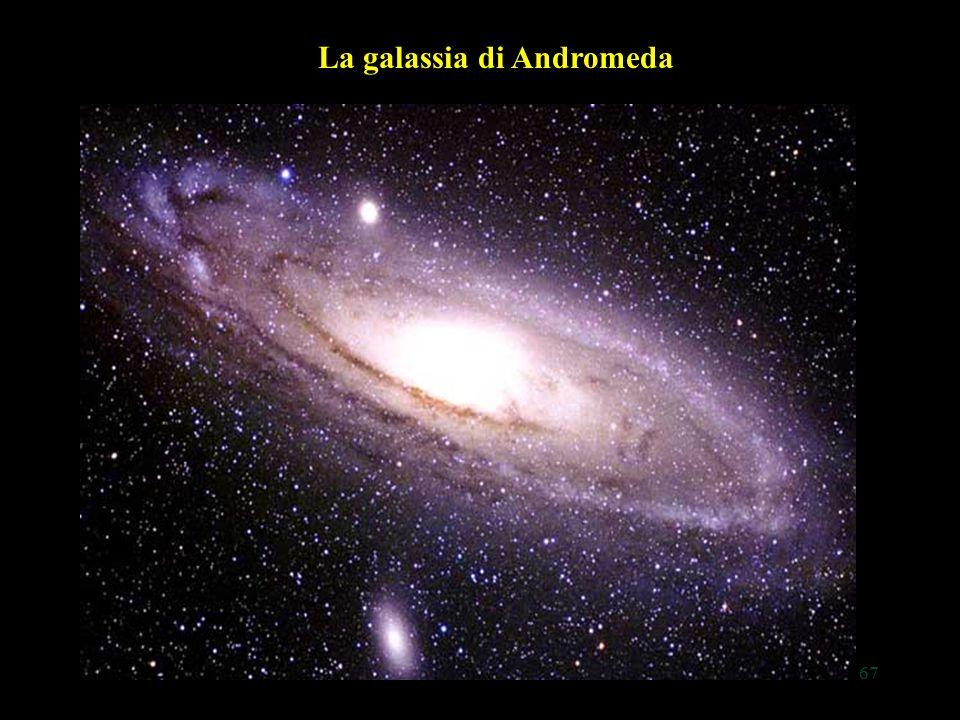 67 La galassia di Andromeda