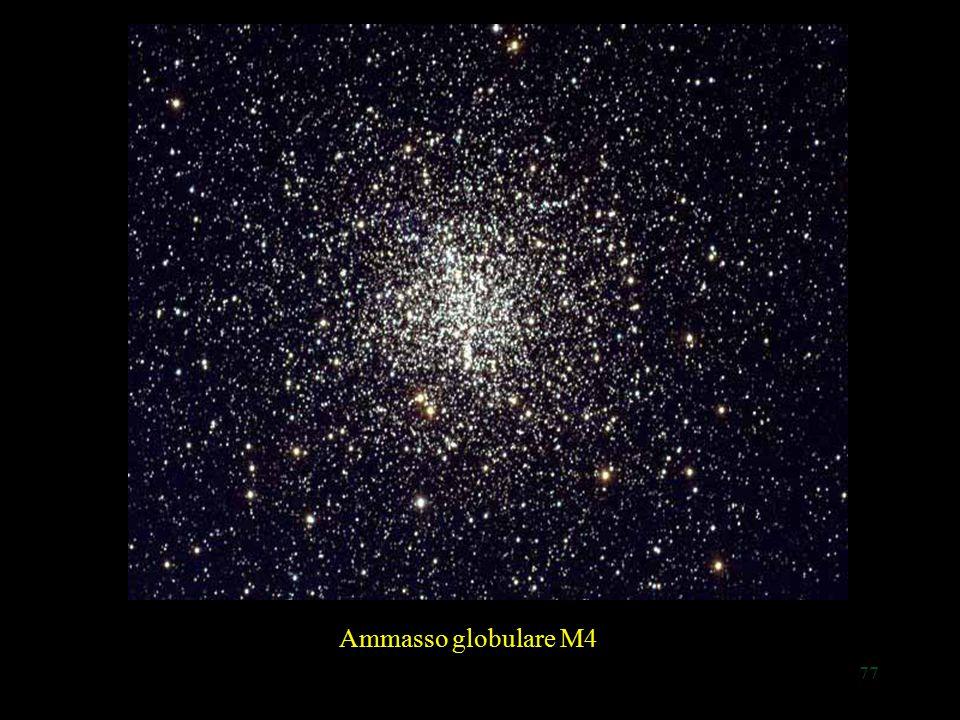 77 Ammasso globulare M4