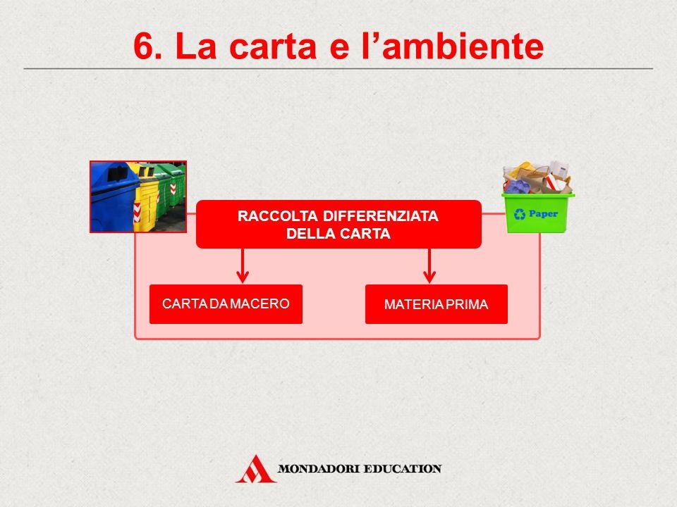 I tipi di carta/Attività TESTA LE PROPRIETÀ DELLA CARTA ATTIVITÀ 1. 2. 3. 4. a) b) a) b) a) b) a) b) N. PROVA MECCANICA RISULTATO TIPO DI CARTA/CARTON