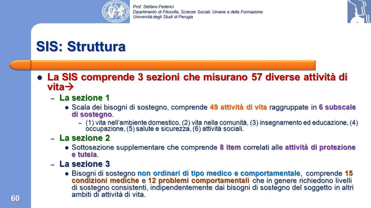 Prof. Stefano Federici Dipartimento di Filosofia, Scienze Sociali, Umane e della Formazione Università degli Studi di Perugia 4. La salute – è uno sta