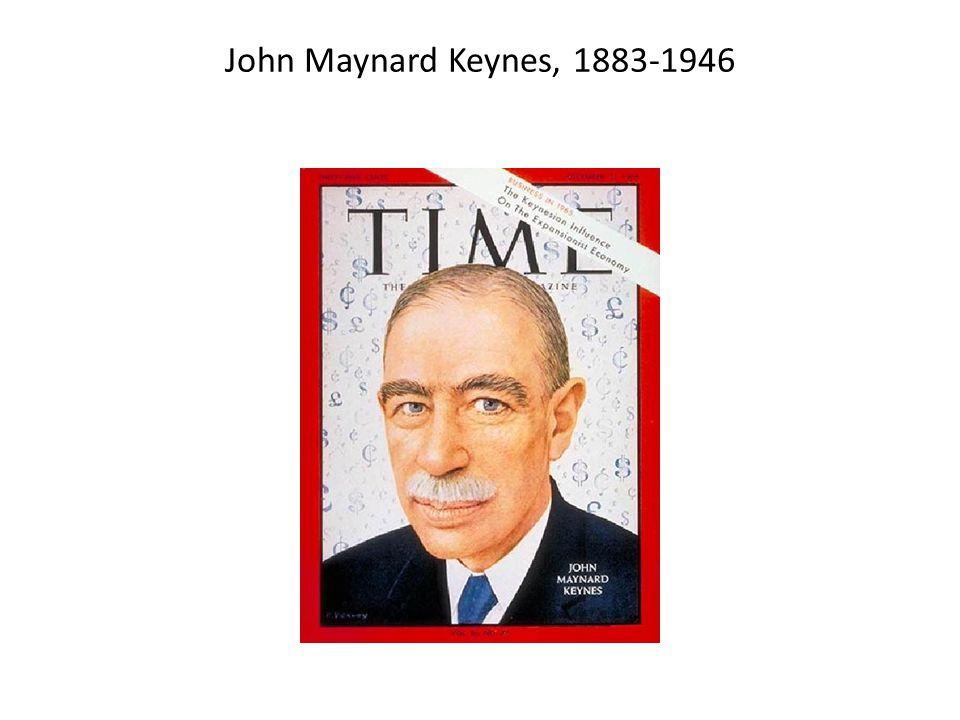 J.M. Keynes, Le conseguenze economiche della pace (1919), cap.