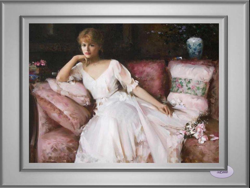 Con il suo modo di vestire la donna possiede un linguaggio silenzioso: può parlare ai sensi o all'anima di chi la guarda.