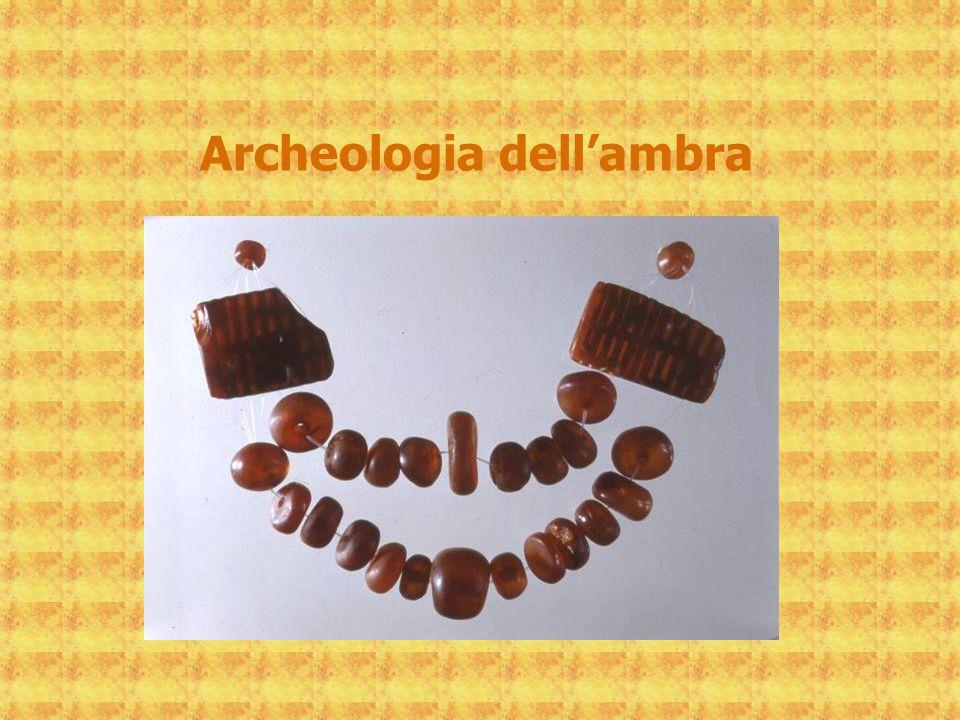 Archeologia dell'ambra