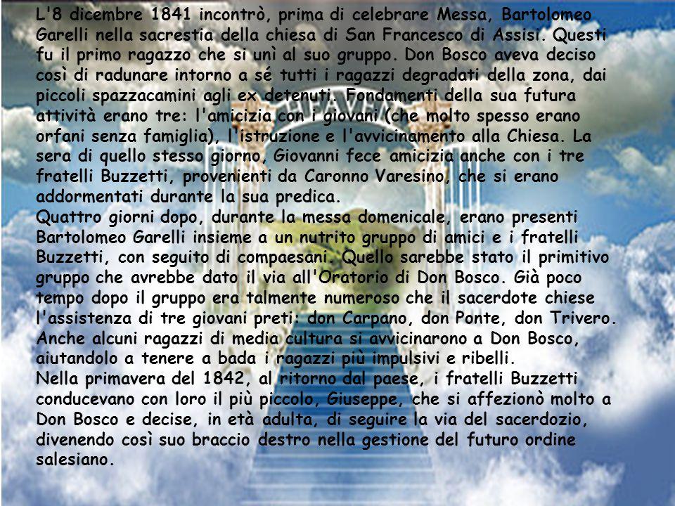 La morte e la canonizzazione Don Bosco morì all alba del 31 gennaio 1888 ed è attualmente sepolto nel Santuario di Maria Ausiliatrice, in una cappella in fondo alla navata destra.