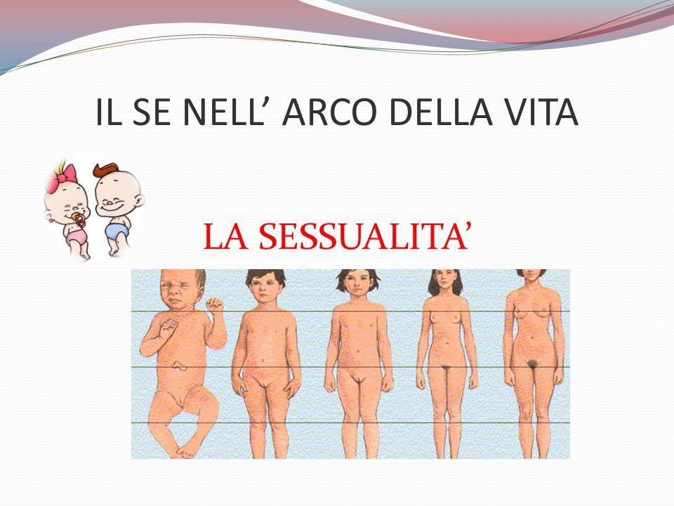 IL SE NELL' ARCO DELLA VITA LA SESSUALITA'