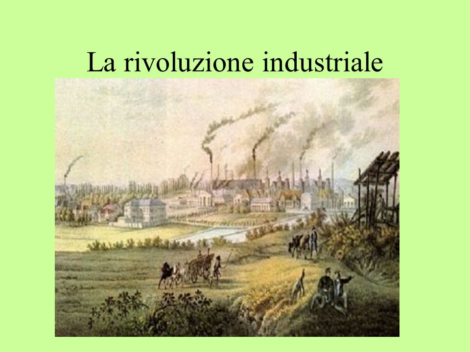 Rivoluzione industriale la manifattura consente costi e prezzi più bassi; anche tessitori e tessitrici vanno in fabbrica, diventano salariati.