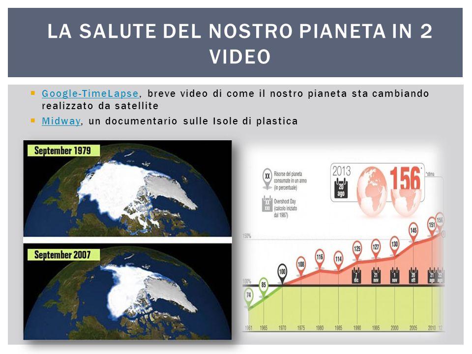  Google-TimeLapse, breve video di come il nostro pianeta sta cambiando realizzato da satellite Google-TimeLapse  Midway, un documentario sulle Isole