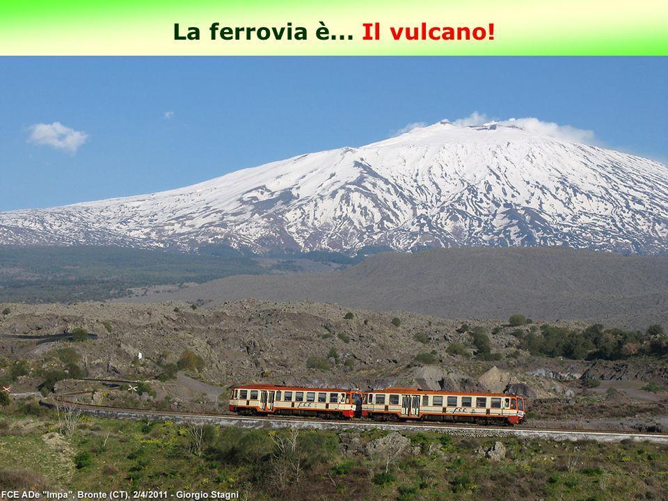 La ferrovia è... Il vulcano! 5