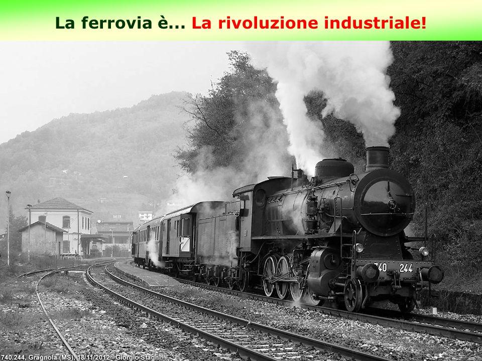 La ferrovia è... Il design del XX secolo! 10