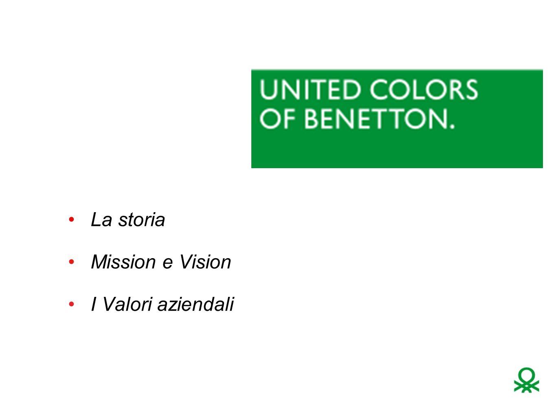 Benetton Group: è un'azienda trevigiana che si occupa di moda da oltre 40 anni