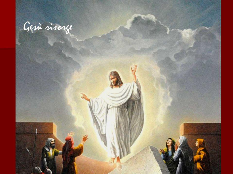 Gesù risorge
