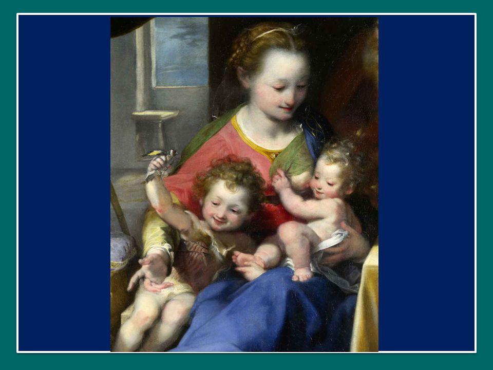 Non è questa ma una gioia già reale e sperimentabile ora, perché Gesù stesso è la nostra gioia, e con Gesù la gioia di casa, come dice quel vostro cartello: con Gesù la gioia è di casa.
