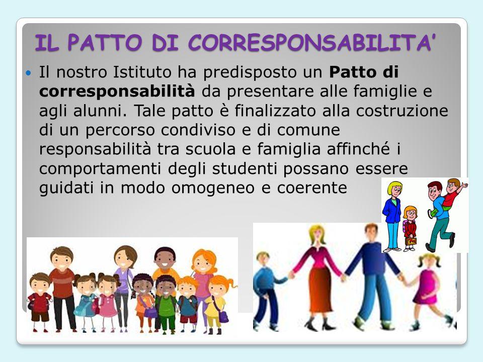L'offerta di un supporto psico-pedagogico realizzato in collaborazione con gli Enti Locali e l'ASL, rivolto ad alunni, docenti e famiglie La realizzaz