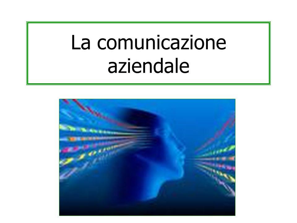 Immagine aziendale C.Istituzionale c. Marketing c.