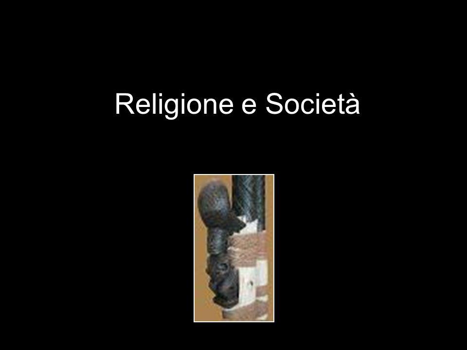 Religione e Società