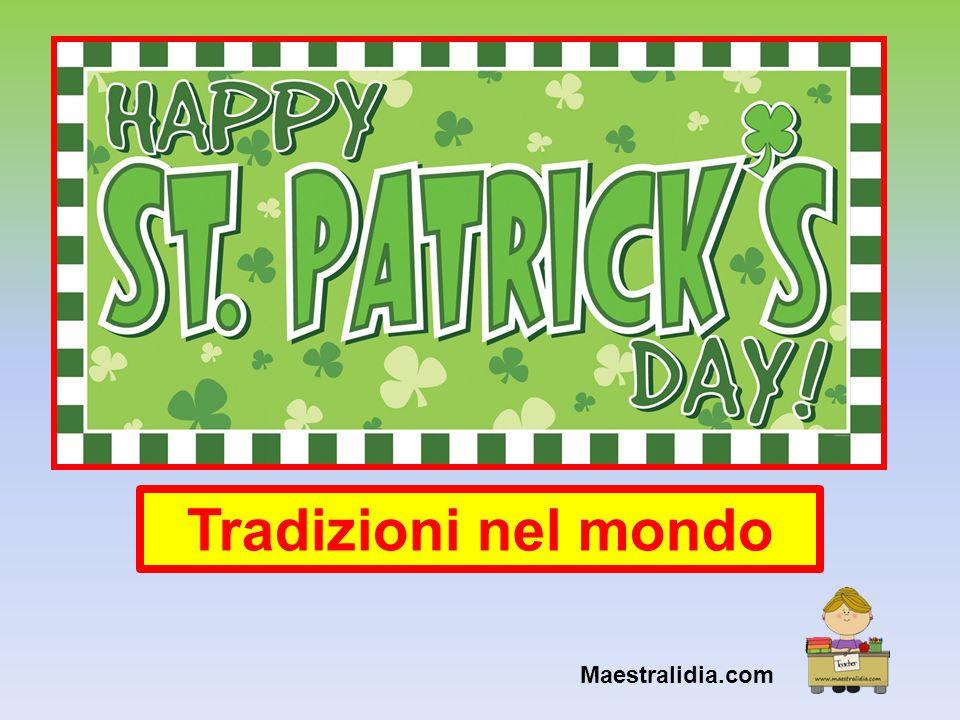 Maestralidia.com Tradizioni nel mondo