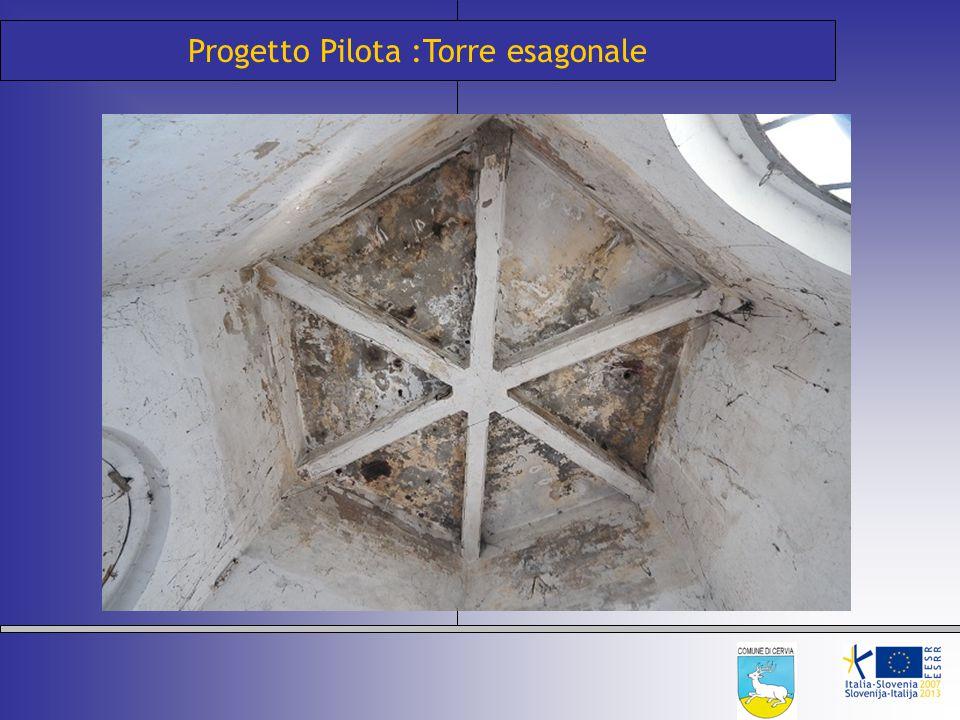 Progetto Pilota :Torre esagonale