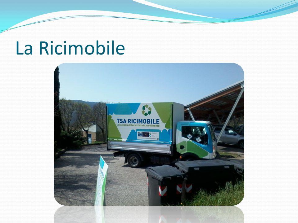 Che cos'è la Ricimobile?