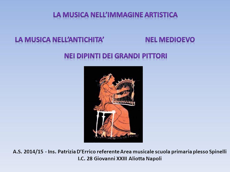 menu La musica, nell'evoluzione della specie umana, ha caratterizzato la vita di gruppo fin dalla preistoria.