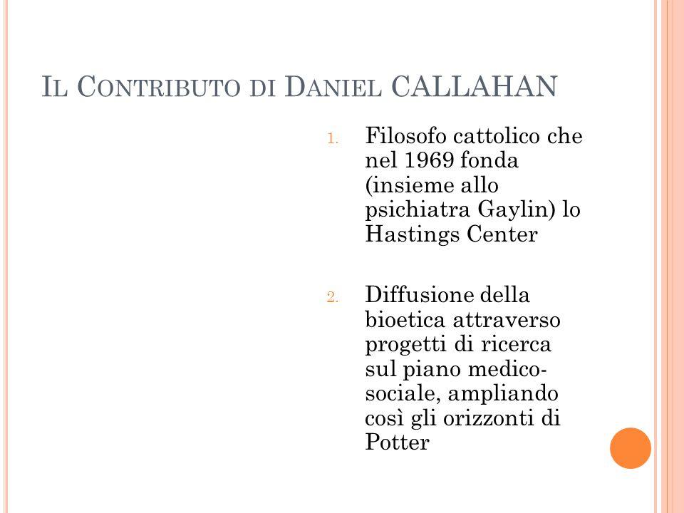 1 ª DEFINIZIONE DI BIOETICA STUDIO SISTEMATICO DELLA CONDOTTA UMANA NELL'AMBITO DELLE SCIENZE DELLA VITA E DELLA SALUTE, CONDOTTA ESAMINATA ALLA LUCE DI VALORI E DI PRINCIPI MORALI Encyclopedia of Bioethics, 1978