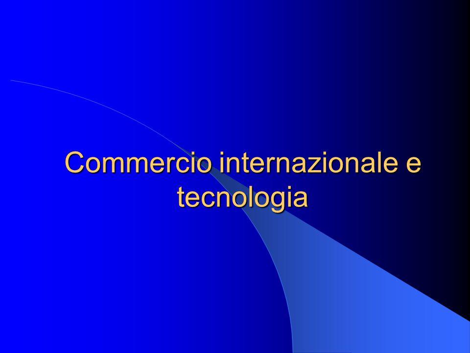 Giuseppe De Arcangelis © 2009 11 L'importanza della RdS int.le Se sul mercato int.le: 2 microchip=1 t-shirt Le due alternative nell'UE per procurarsi 1 t-shirt: – Produzione interna  4 h di L.