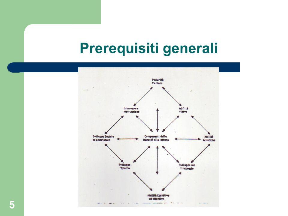 Prerequisiti generali 5