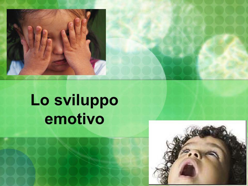 In passato: immagine negativa  le emozioni disturbano i processi cognitivi Funzioni cognitive: sistema nervoso centrale Emozioni: sistema nervoso autonomo, più primitivo, che ci avvicina agli animali Oggi: emozioni considerate importanti per lo sviluppo ottimale del bambino, non più separate dal piano cognitivo, ma interconnesse.