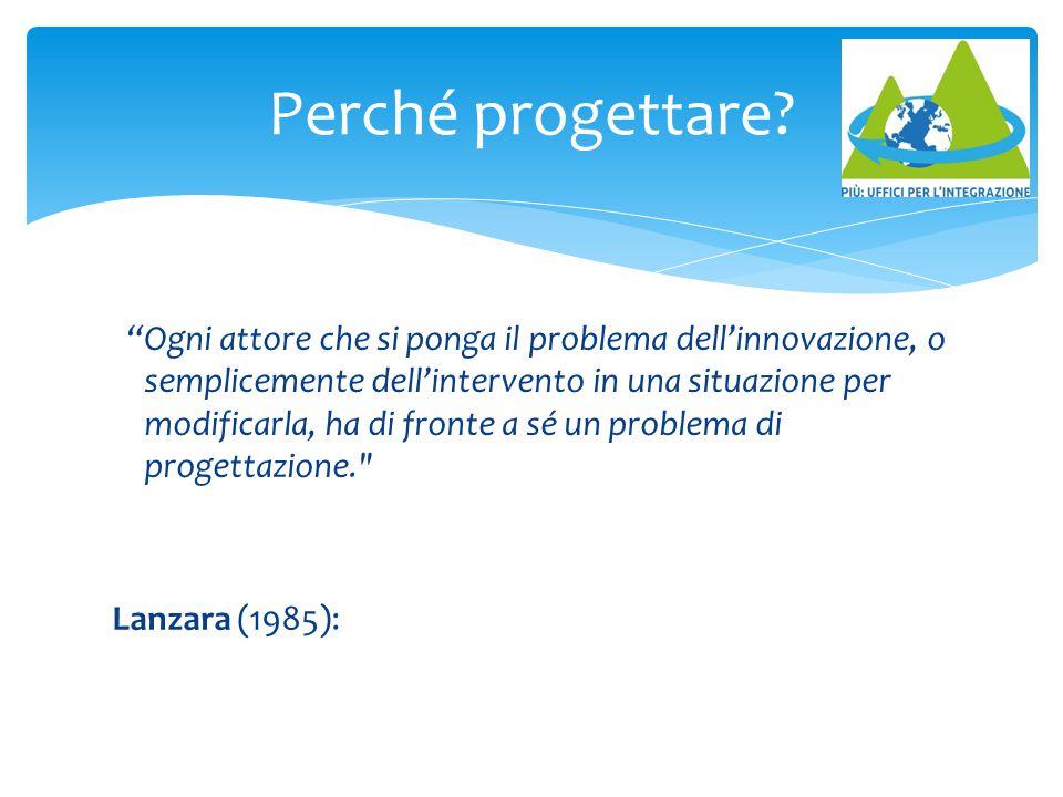 Ciclo di vita - Definizione3 Concepire e definire il progetto I progetti nascono per risolvere problemi o valorizzare opportunità Un progetto nasce quando qualcuno reagisce alla frustrazione prodotta da un problema o vede l'opportunità di affrontare una nuova avventura