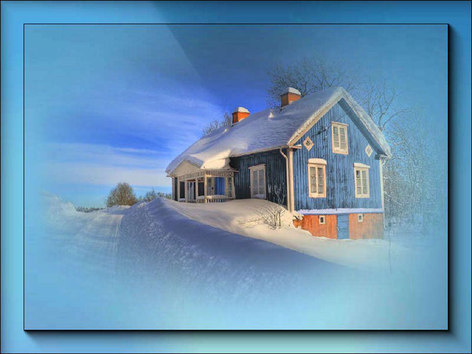 Nel silenzio, lieve lieve, scende scende giù la neve Fiocchi bianchi farfalline tante candide stelline. M.Moretti