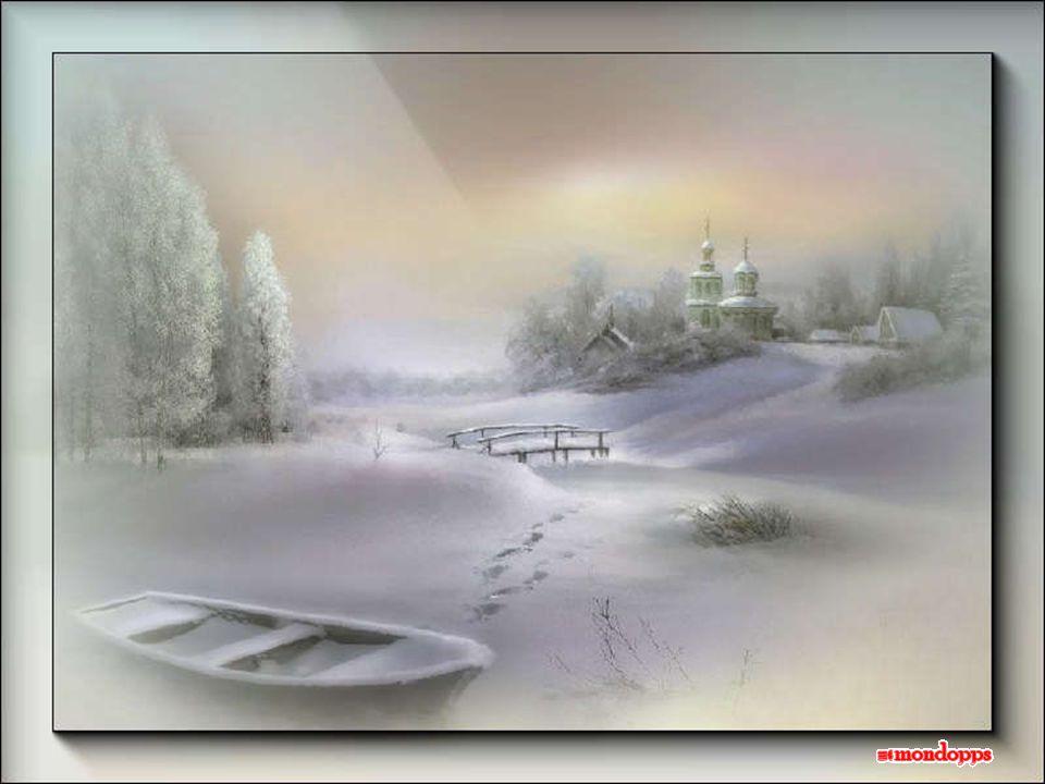 Il ghiaccio inazzurra i sentieri la nebbia addormenta i fossati un lento tepore devasta i colori del cielo. Scende la notte nessun fiore è nato Antoni