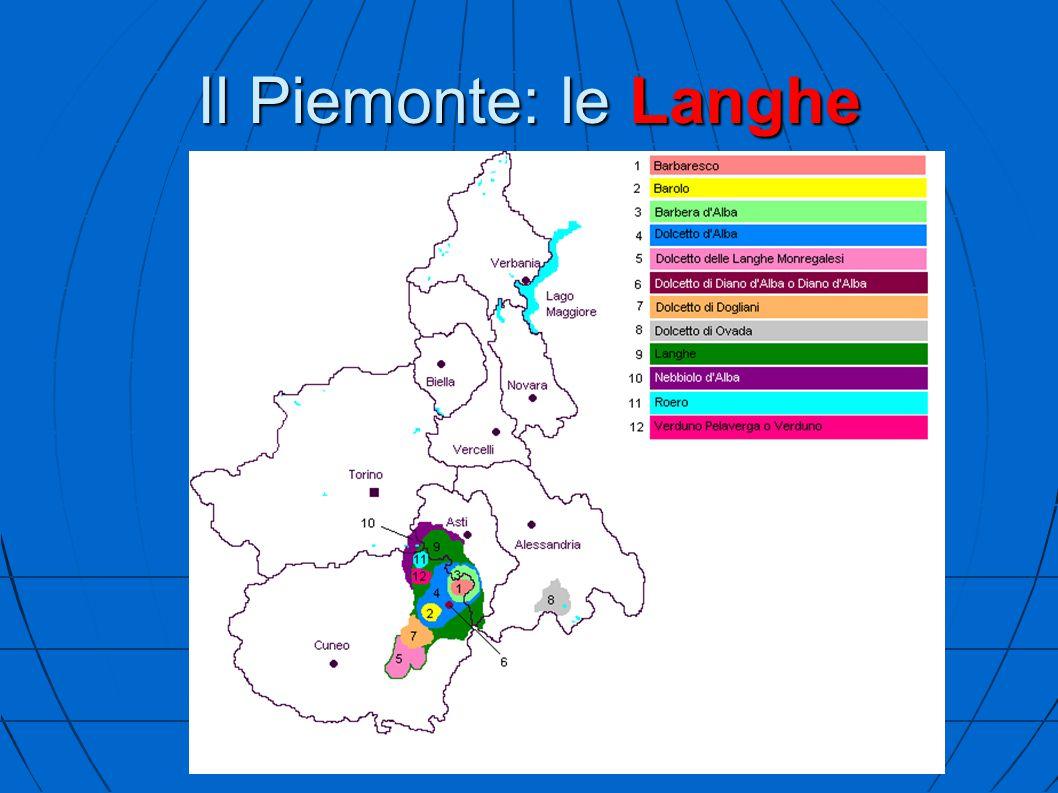 Il Piemonte: le Langhe