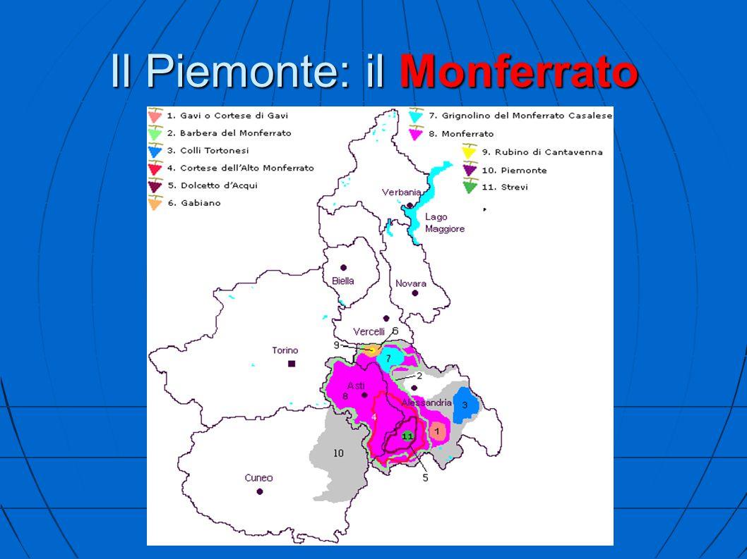 Il Piemonte: il Monferrato