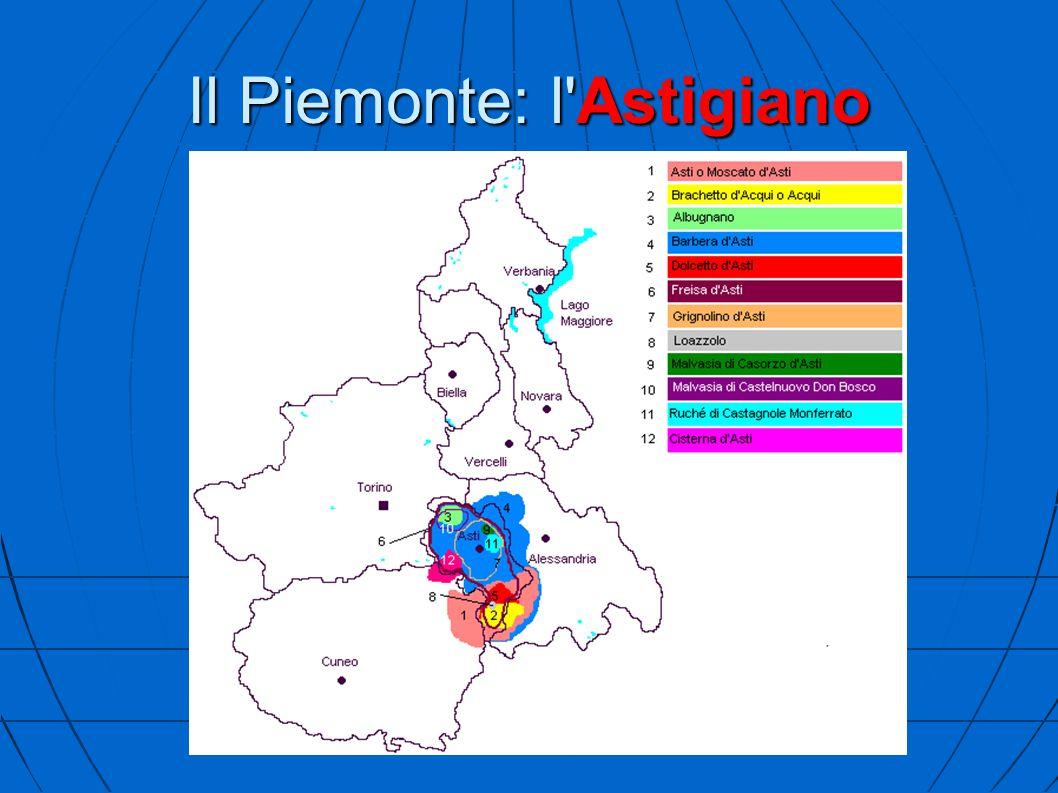 Il Piemonte: l'Astigiano