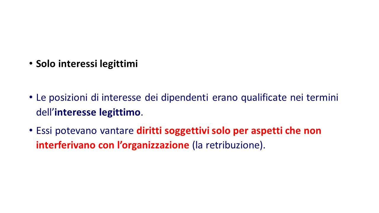 DIRITTI DEI DIPENDENTI A.Patrimoniali RETRIBUZIONE 36 Cost.