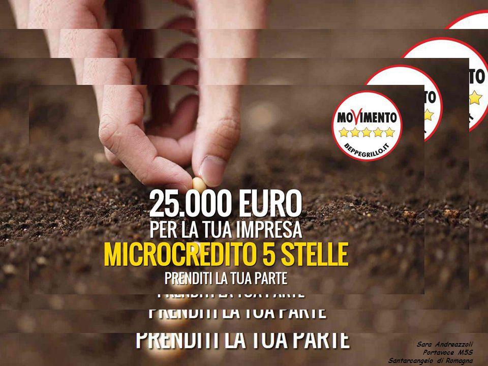 Sara Andreazzoli Portavoce M5S Santarcangelo di Romagna