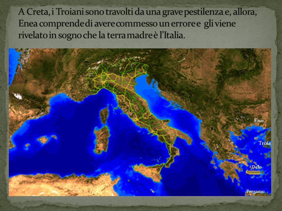 Troia Eno Delo Pergamo