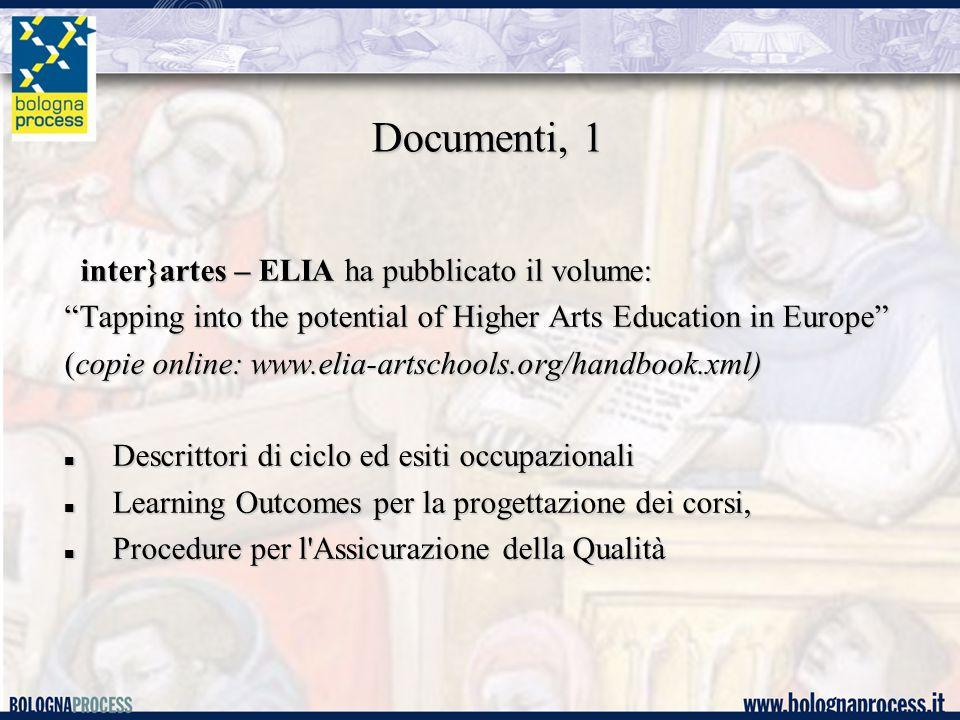 Mobilità internazionale, 1 Il documento dell'AEC Dieci passi per la realizzazione di un programma di scambio Erasmus in ambito musicale è stato tradotto da Sara Primiterra, stagista italiana presso l'Associazione europea dei Conservatori